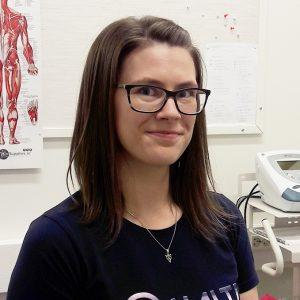 Laura Sillanpää fysioterapeutti ja yrittäjä