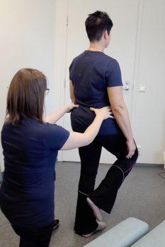 Fysioterapia hoito